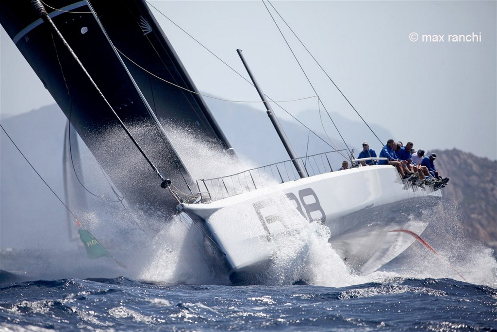 Maxi Yacht Rolex Cup 2019 day 4 06