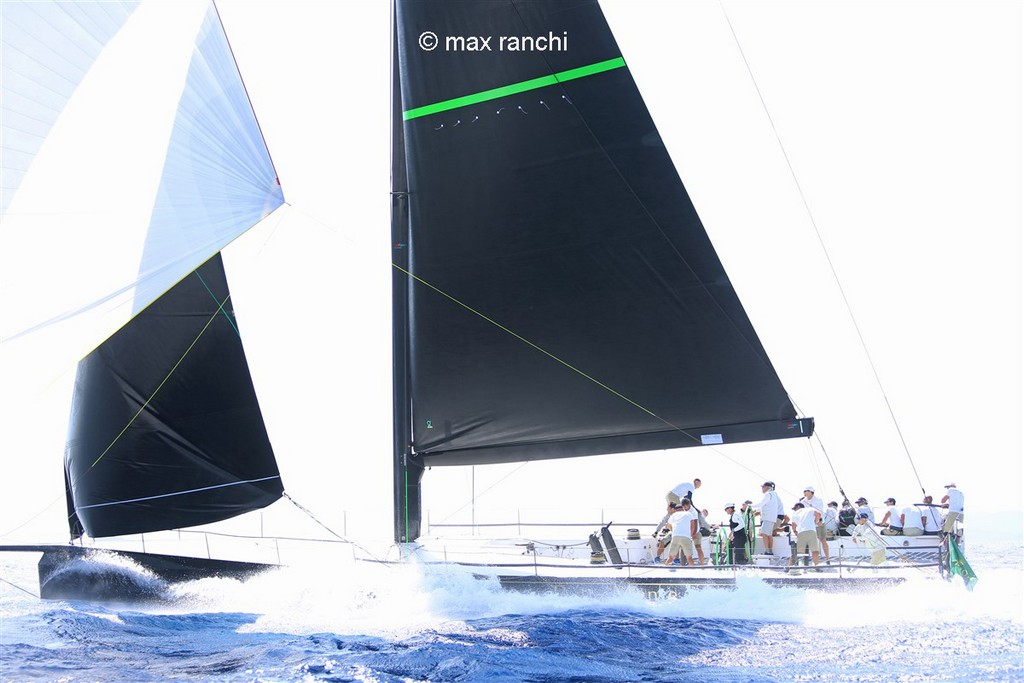 Maxi Yacht Rolex Cup 2019 day 4 11