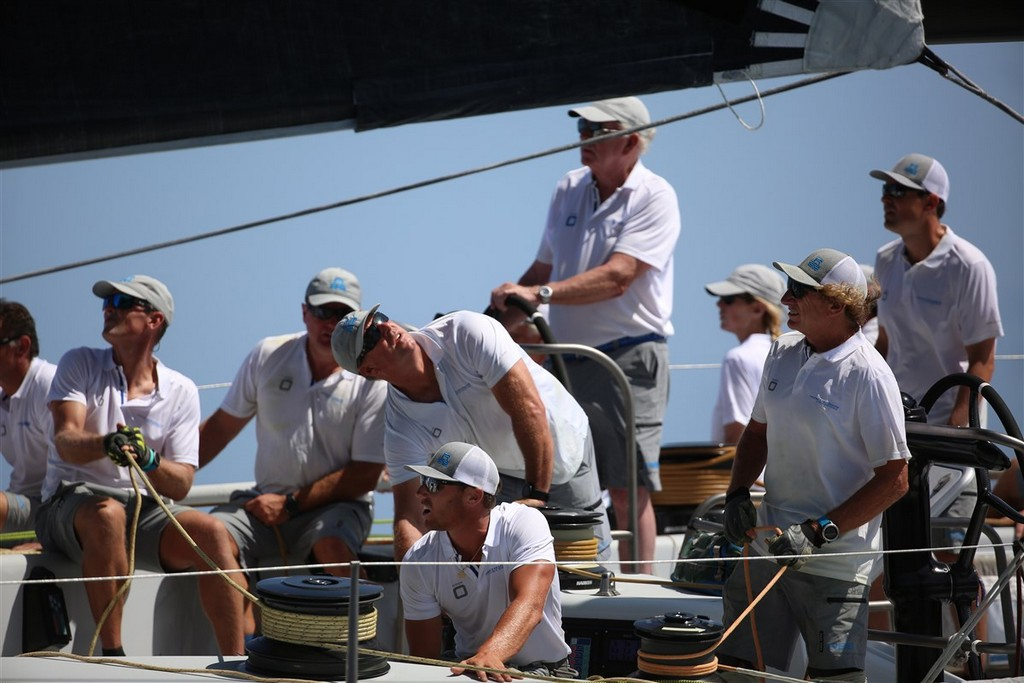 Maxi Yacht Rolex Cup 5-08-2018 02