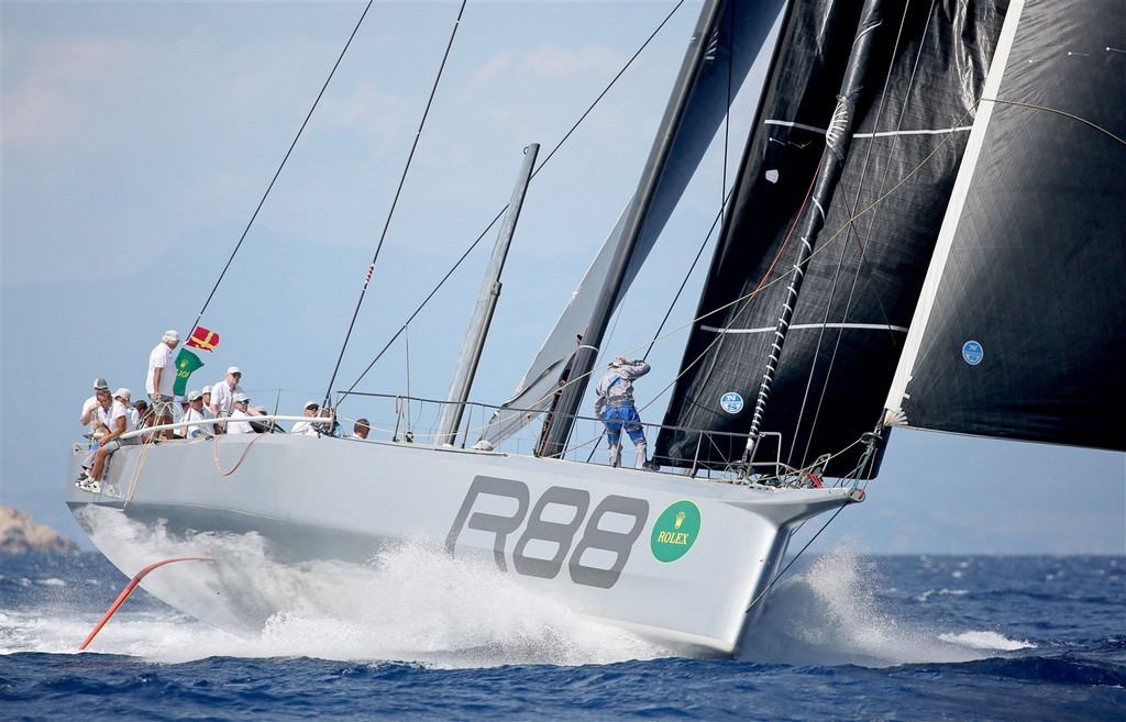 Maxi Yacht Rolex Cup 7-8-2018 02