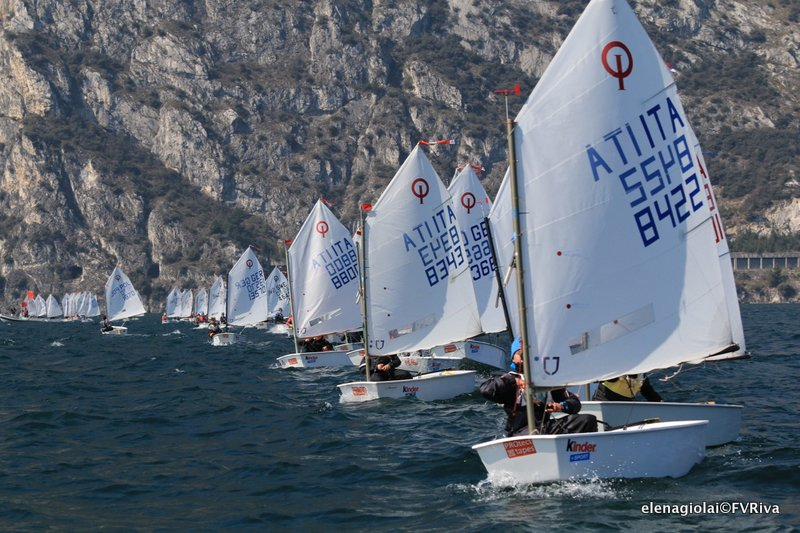 Meeting del Garda Optimist 2016 day 3 01
