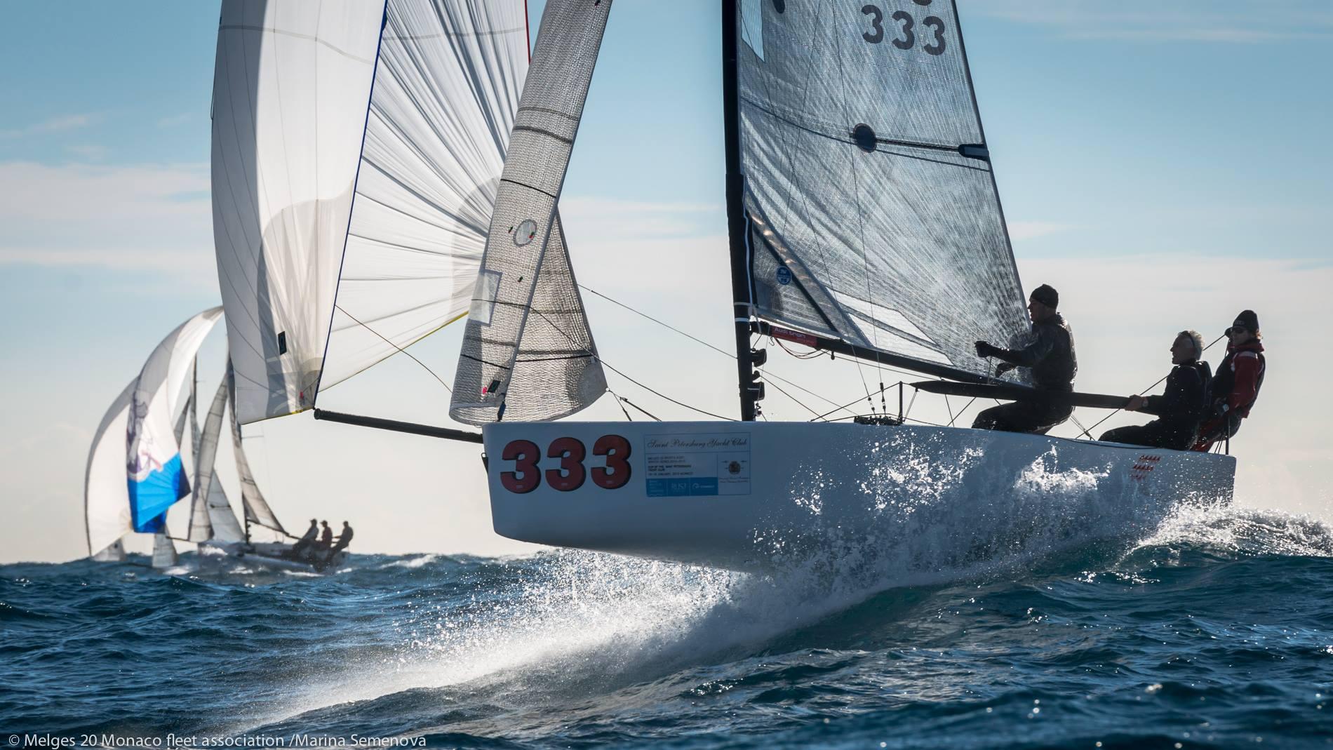 Melges 20 St Petersburg Yacht Club Cup 01