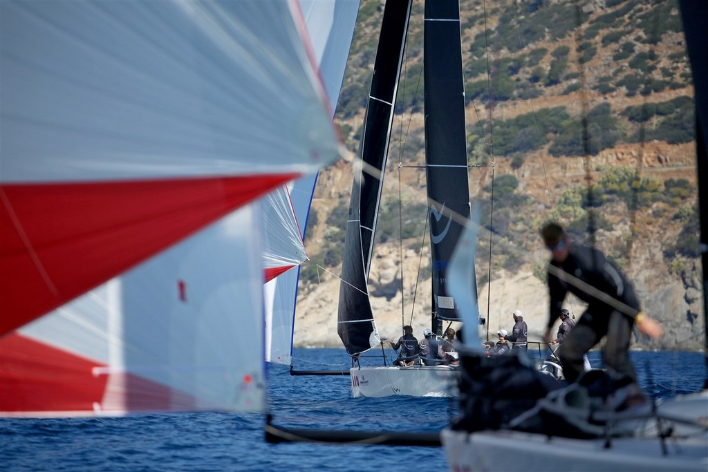 Melges 32 world League 2019 Villasimius 01