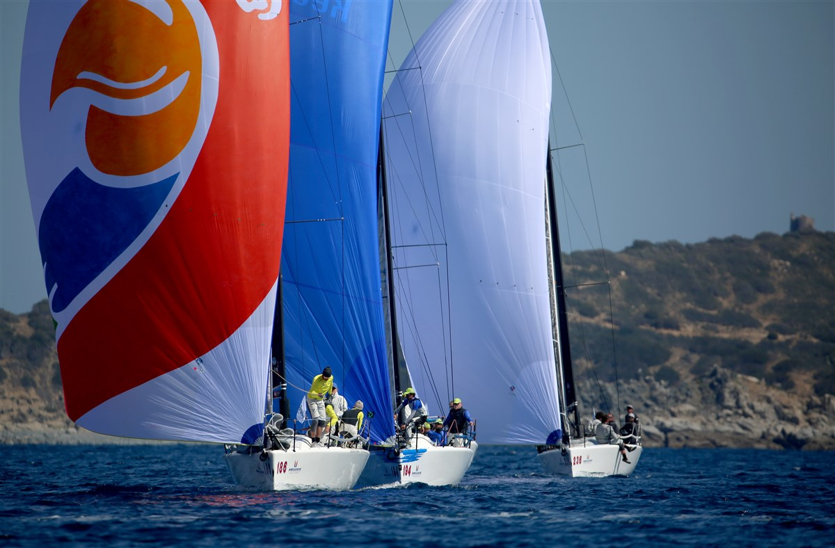 Melges 32 world League 2019 Villasimius 18
