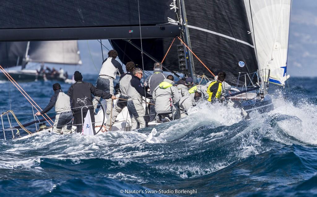 CUORDILEONE, Class: Clubswan 50, Sail n: ITA5016, Nationality: Italy