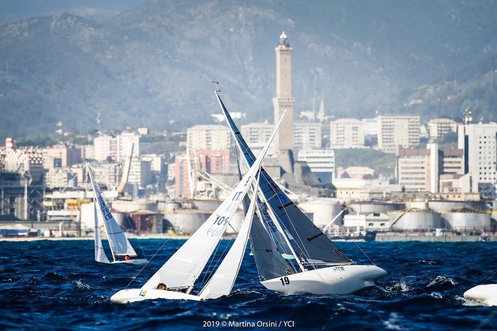 Mondiale 2.4 2019 Genova day 1 01