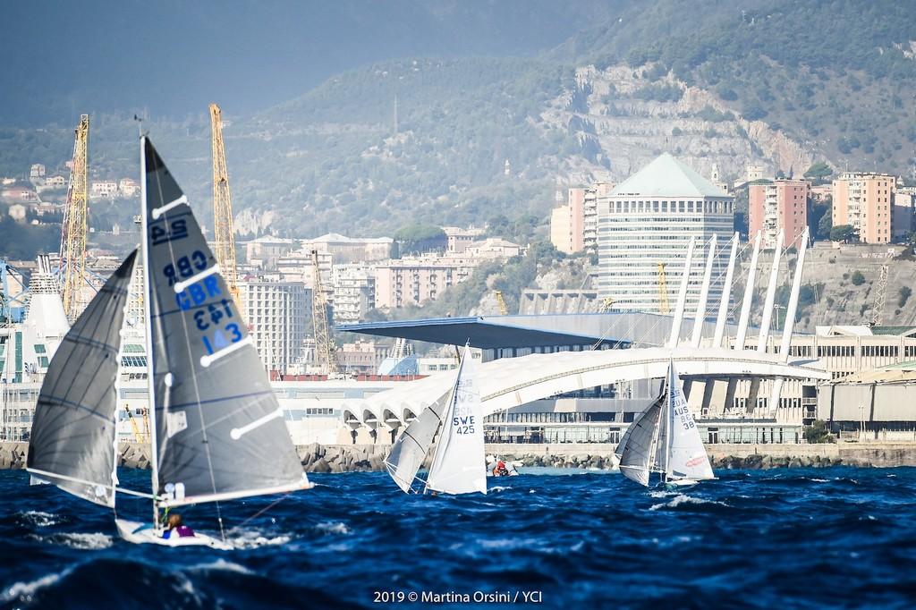 Mondiale 2.4 2019 Genova day 1 42