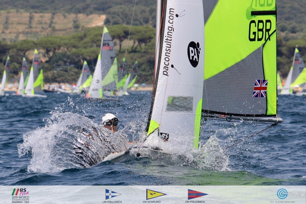 2019 RS Feva World Champioship