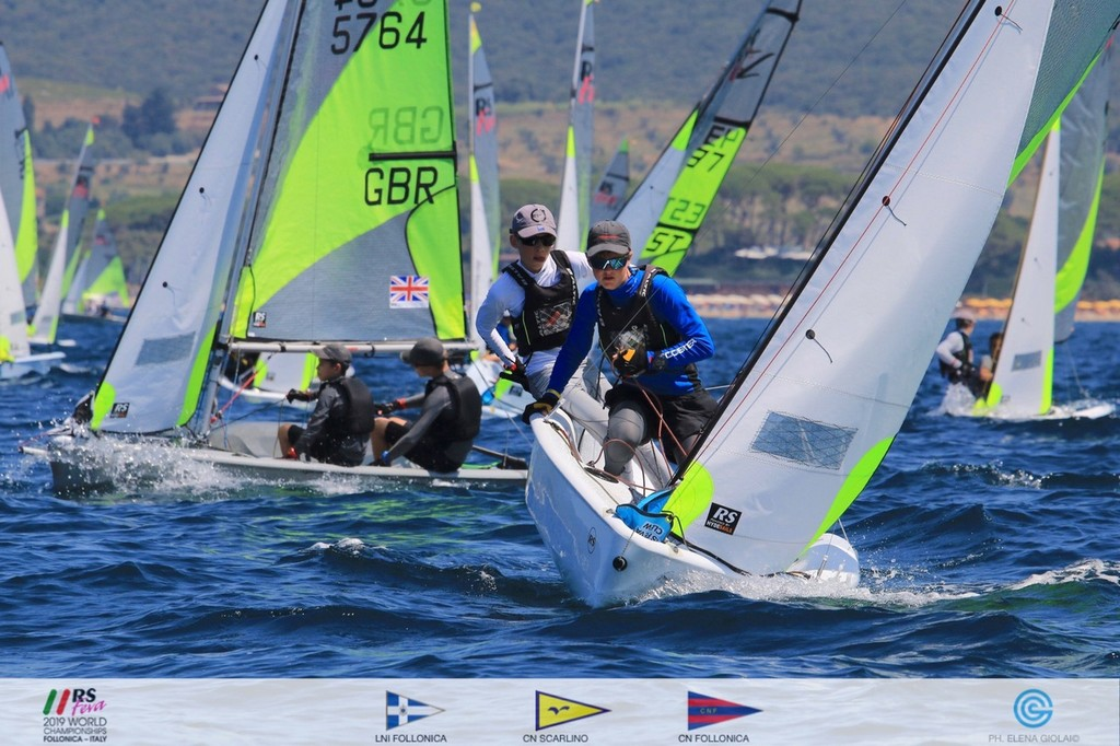 2019 RS Feva World Championship