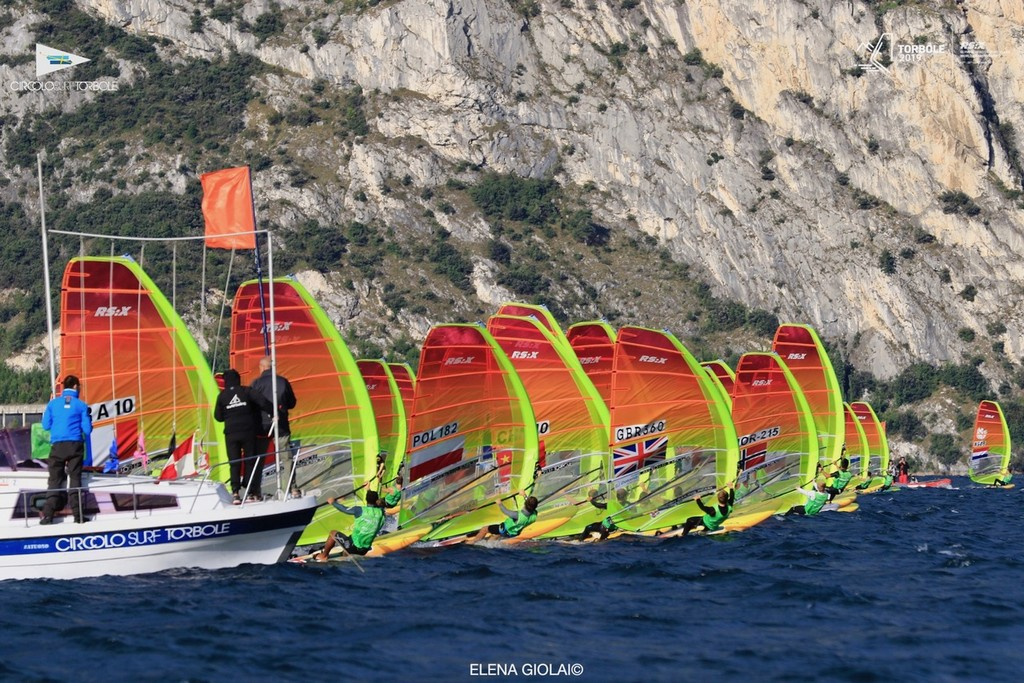 2019 Torbole RS:X World Championships