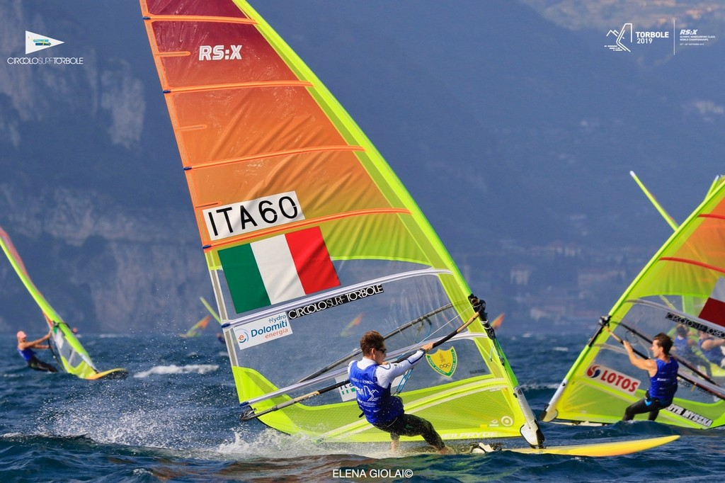 Torbole 2019 RS:X World Championships