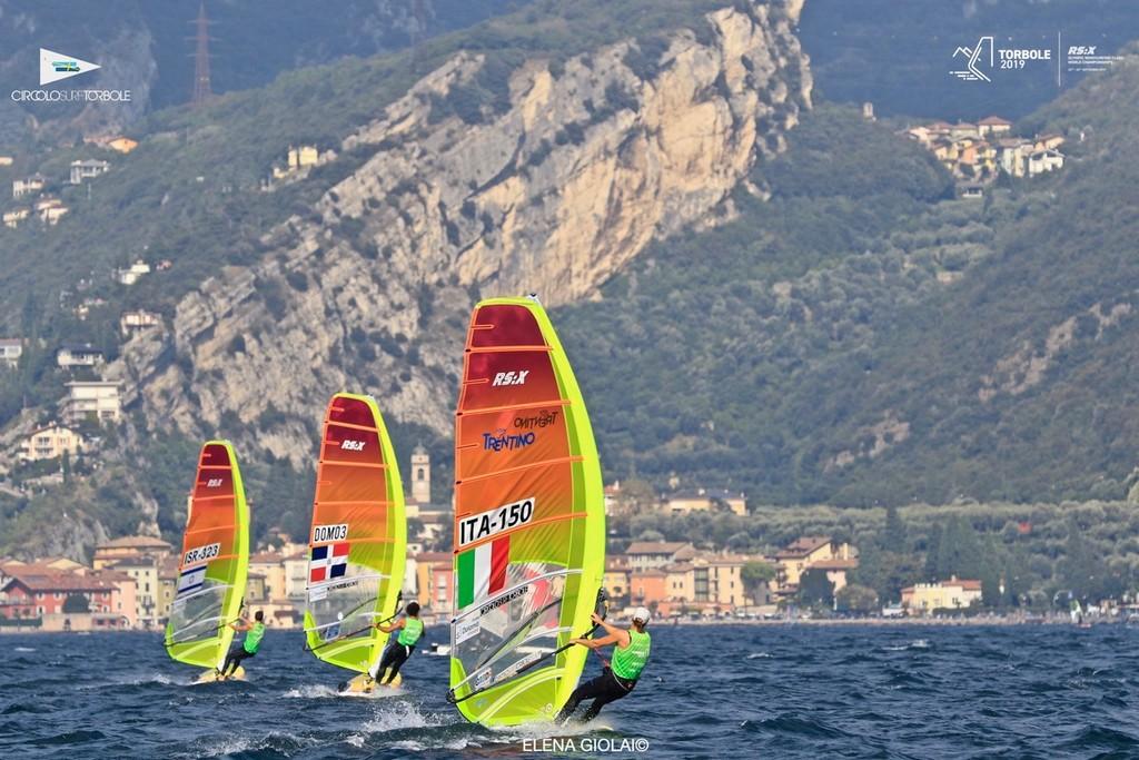 Torbole 2019 RS:X World Championships