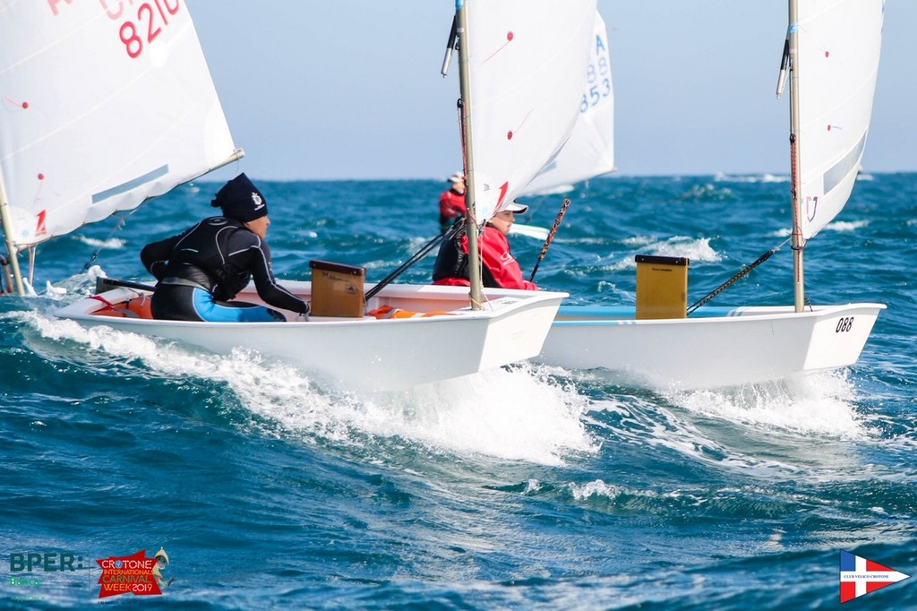 Optimist Crotone Carnival Race 2019 01