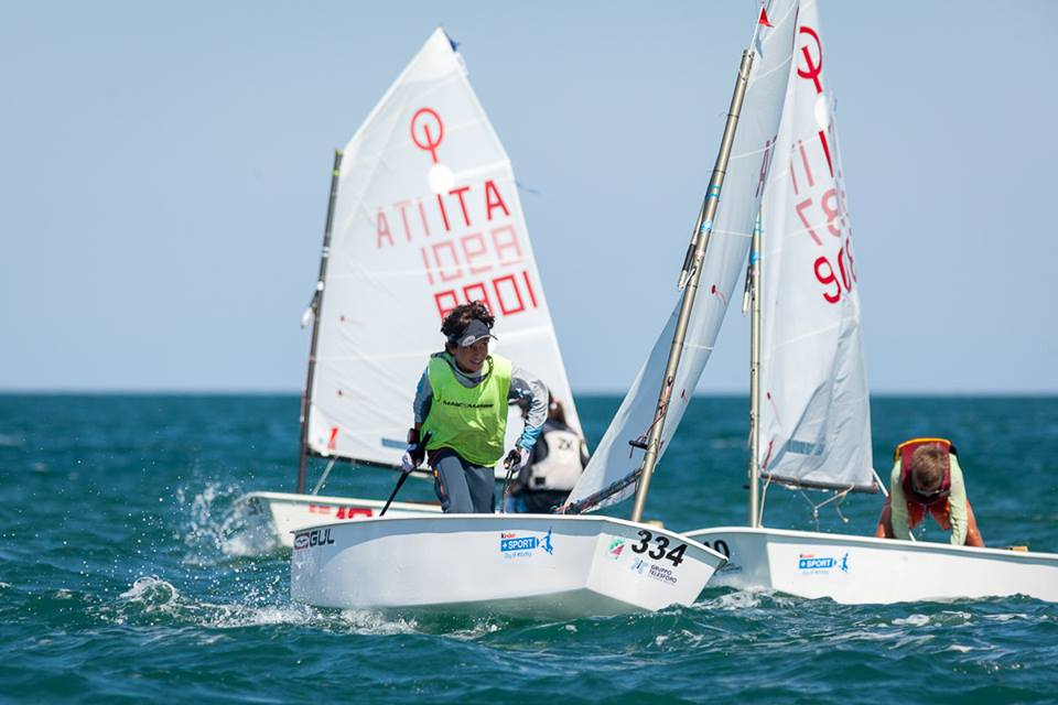 01 Optimist Manfredonia 2018