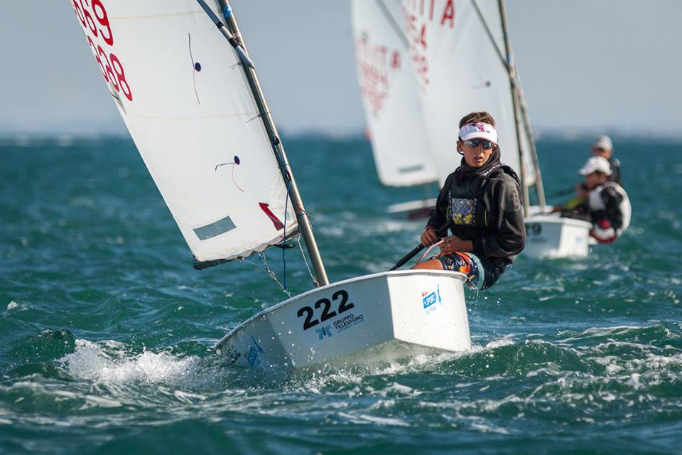 08 Optimist Manfredonia 2018
