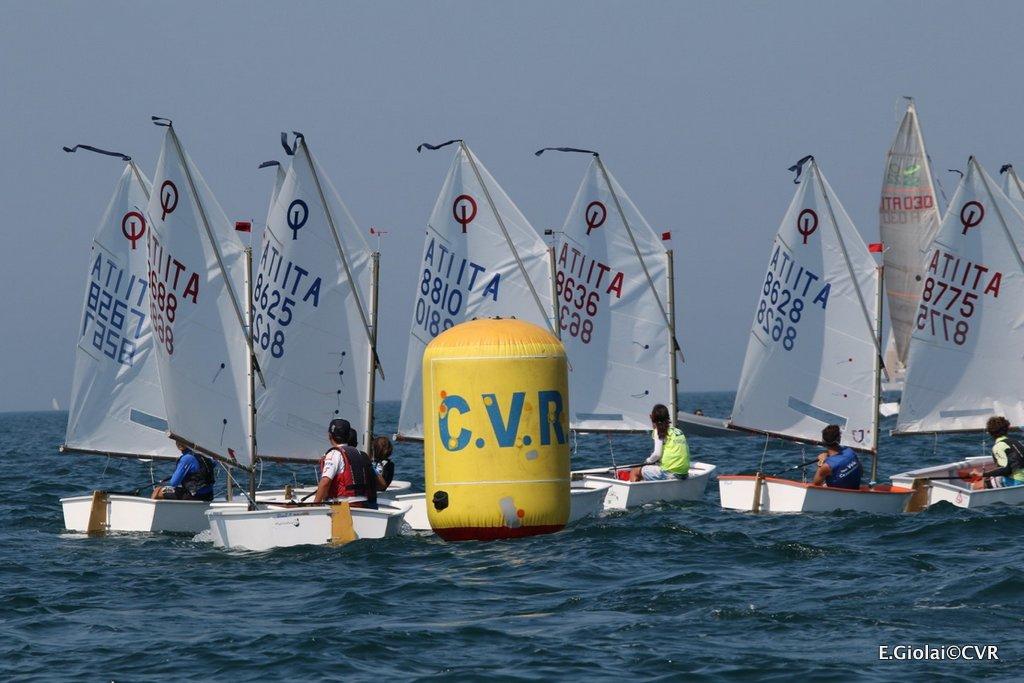 2^ selezione nazionale Optimist 2017-CV Ravennate