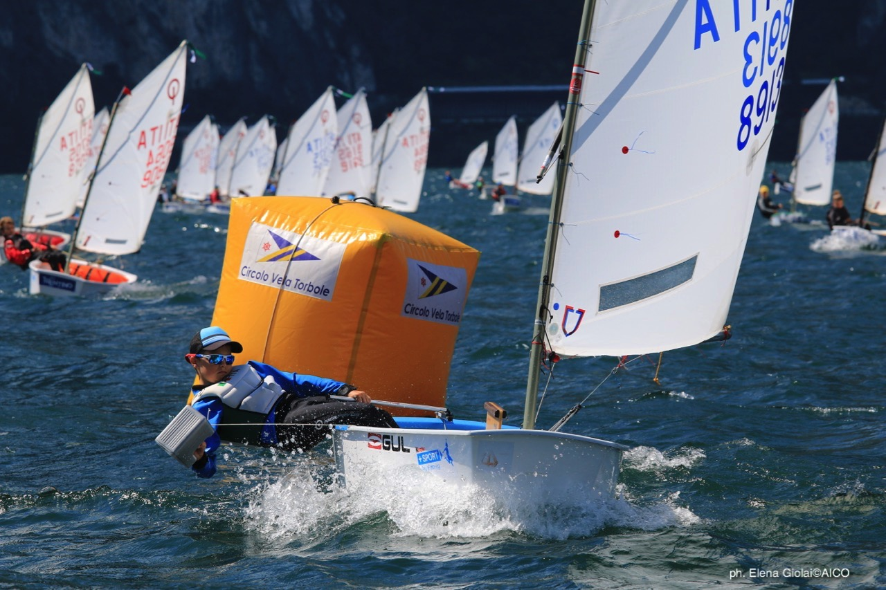 44° Trofeo Optimist d'Argento•3^ tappa Trofeo Optimist Italia Kinder + Sport