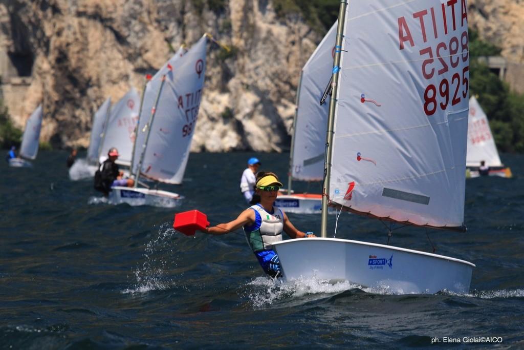 44° Trofeo Optmist d'Argento•3^ tappa Trofeo Optimist Italia Kinder + Sport 2018