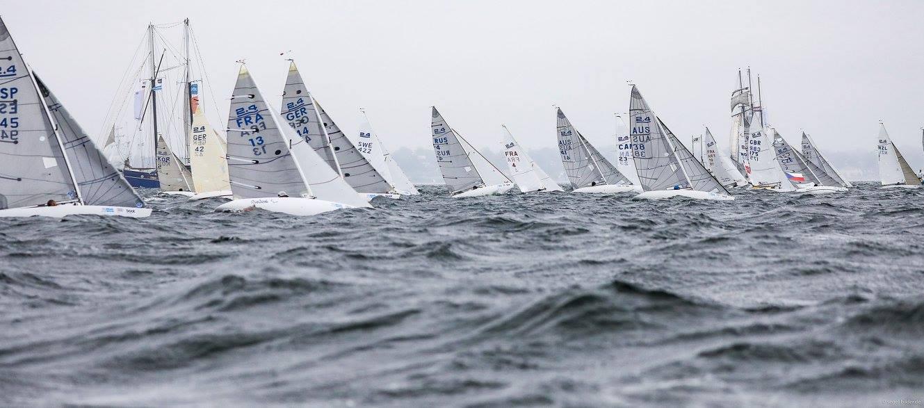 Para World Sailing Championships 2017 Germany. 13