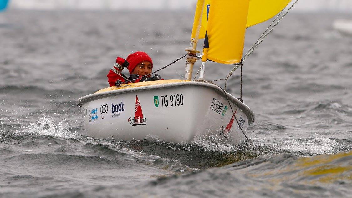 Para World Sailing Championships 2017 Germany. 15
