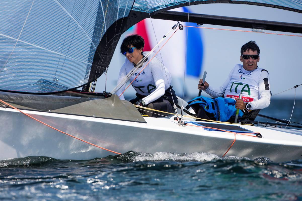 Paralimpiadi Rio 2016 practice 01