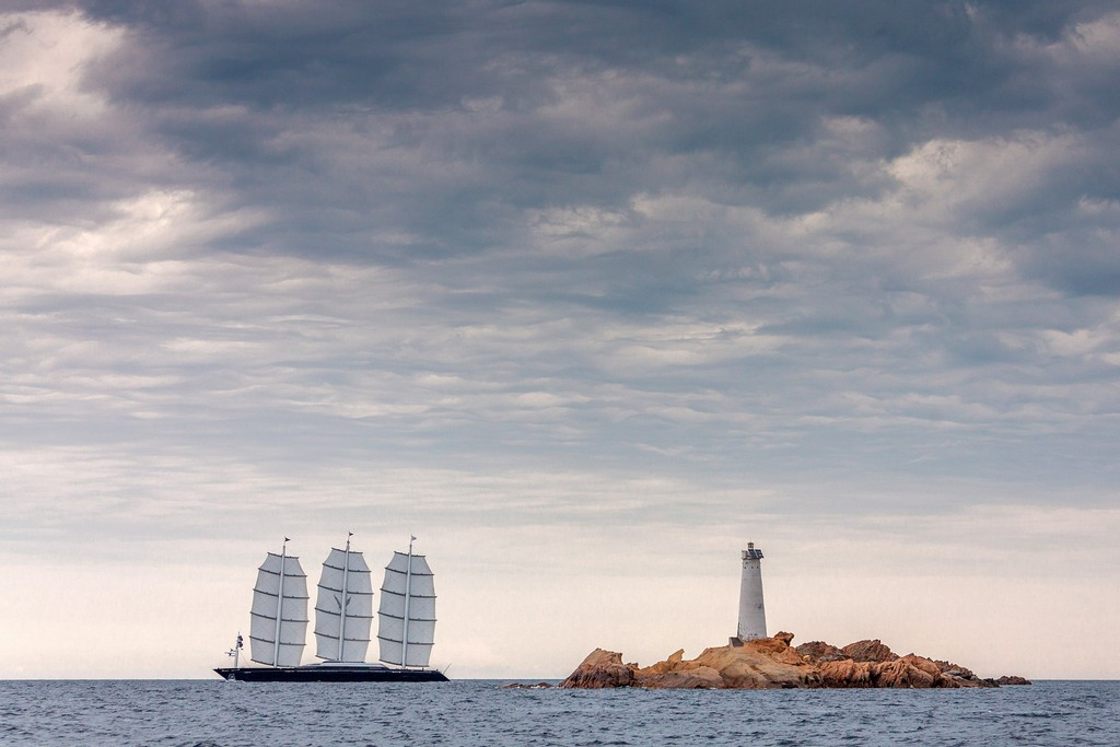 THE MALTESE FALCON Length: 88 m Type: clipper