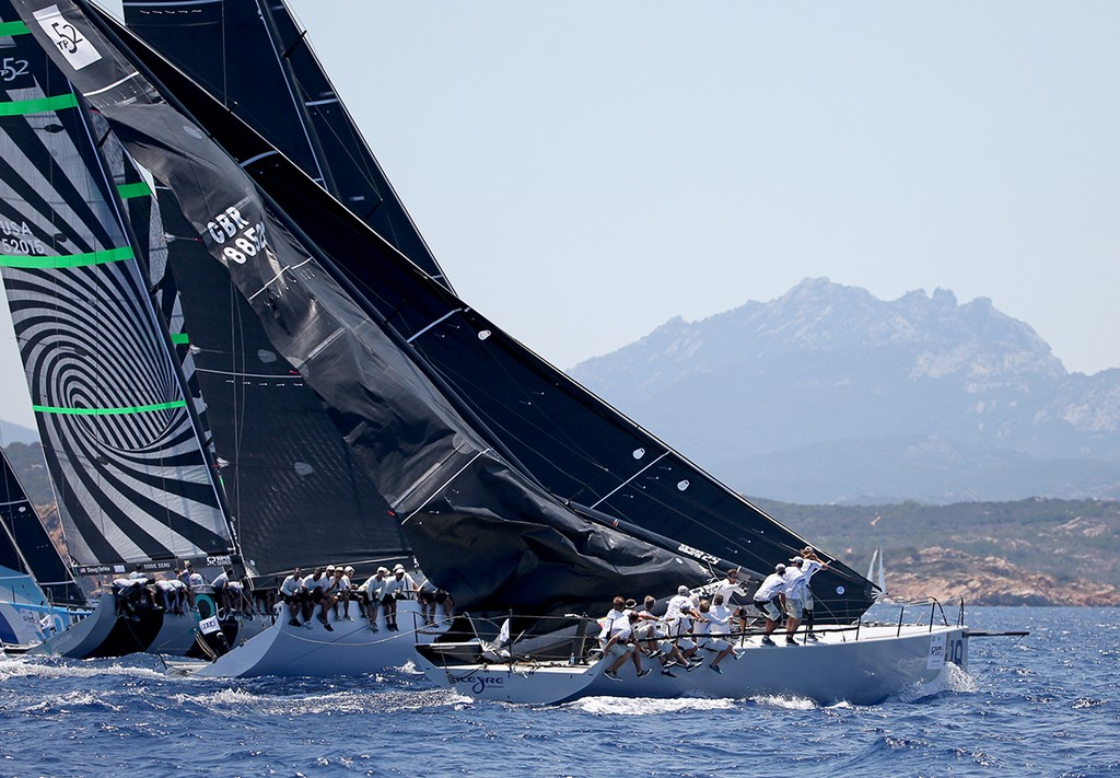 Porto Cervo 52 SUPER SERIES Audi Sailing Week day 3 01