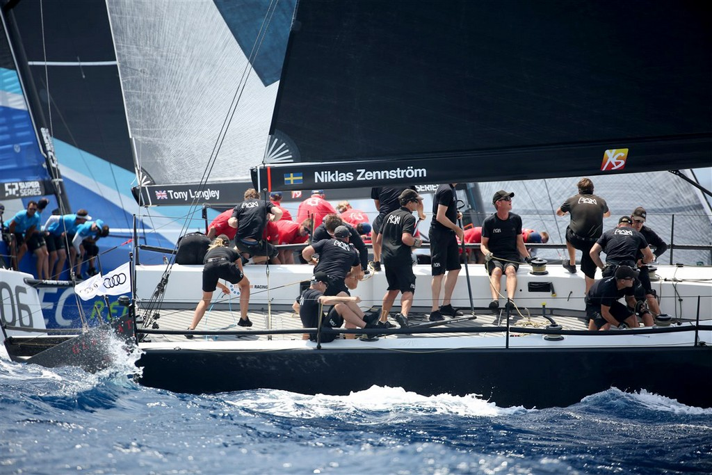 Porto Cervo 52 SUPER SERIES Audi Sailing Week day 5 01