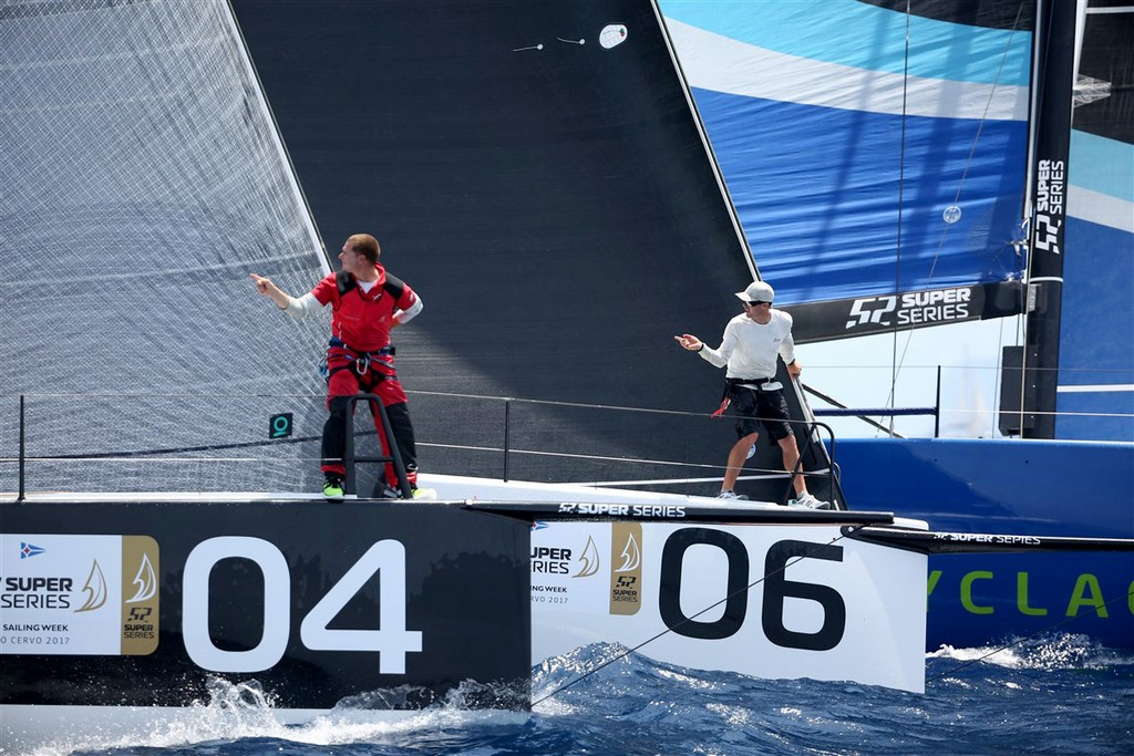 Porto Cervo 52 SUPER SERIES Audi Sailing Week day 5 10