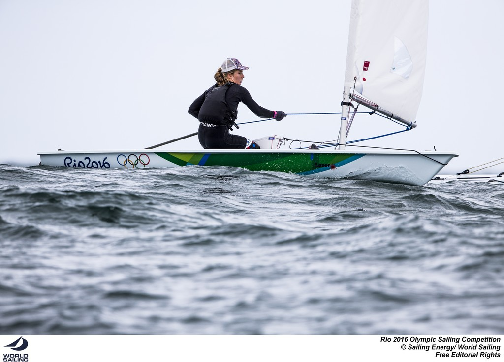 The Rio 2016 Olympic Sailing Competition features 380 athletes from 66 nations, in 274 boats racing across ten Olympic disciplines. Racing runs from Monday 8 August through to Thursday 18 August 2016 with 217 male and 163 female sailors racing out of Marina da Gloria in Rio de Janeiro, Brazil. Sailing made its Olympic debut in 1900 and has been a mainstay at every Olympic Games since 1908
