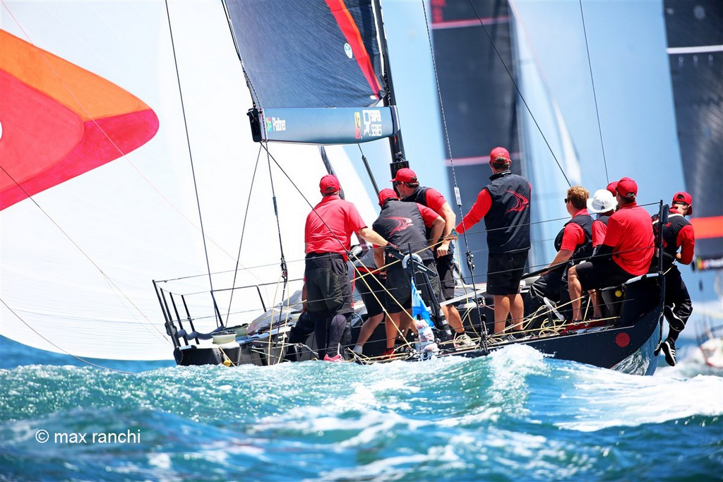 Puerto Sherry 52 Super Series Royal Cup race 3-4 01