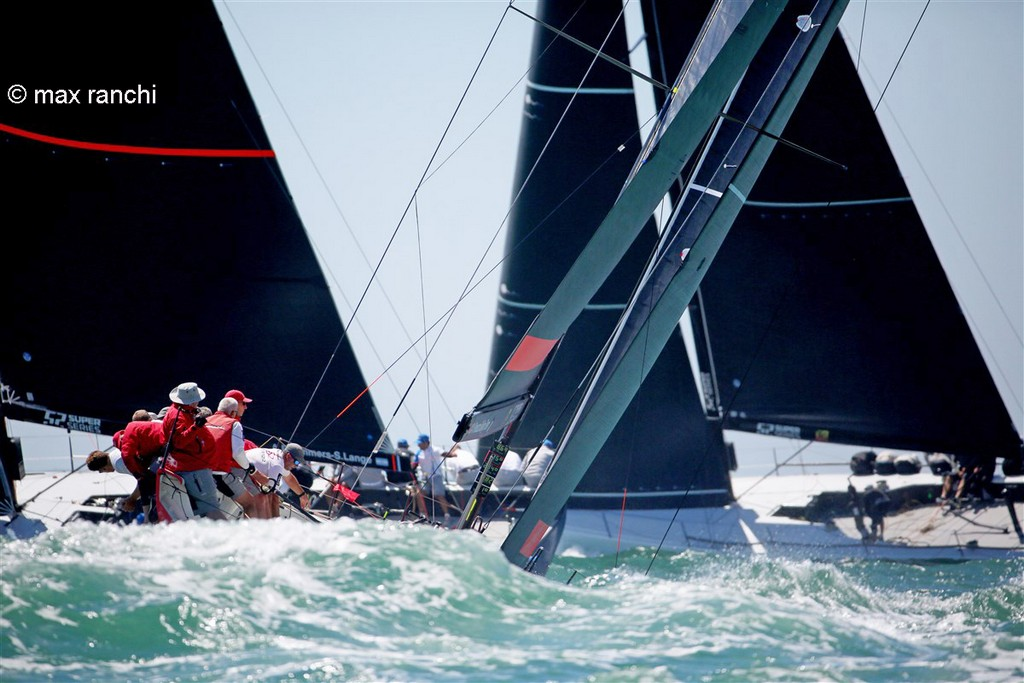 Puerto Sherry 52 Super Series Royal Cup race 3-4 02