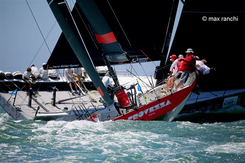 Puerto Sherry 52 Super Series Royal Cup race 3-4 10