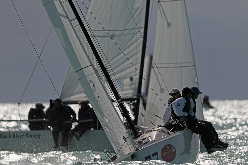 Quantum Key West Race Week 2016 day 1 02