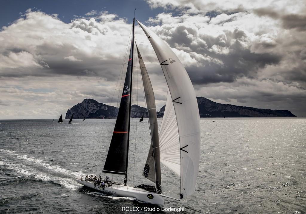 CANNONBALL, Sail n: ITA42200, Bow n: 3