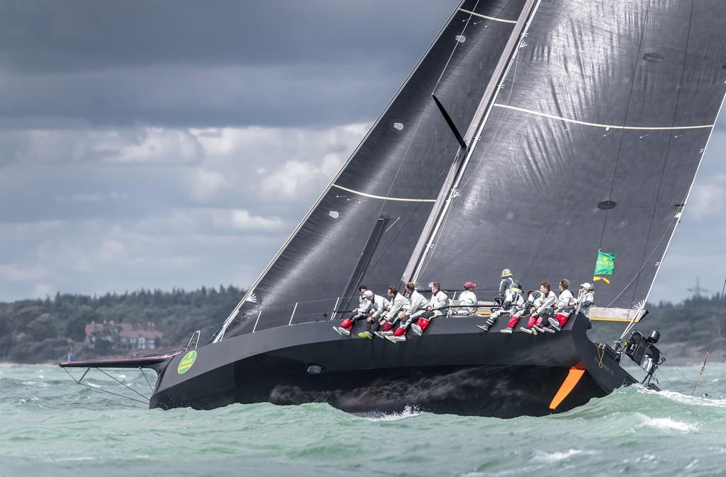 Varuna, Sail No: GER 7111, Class: IRC Zero, Owner: Jens Kellinghusen, Type: Ker 56