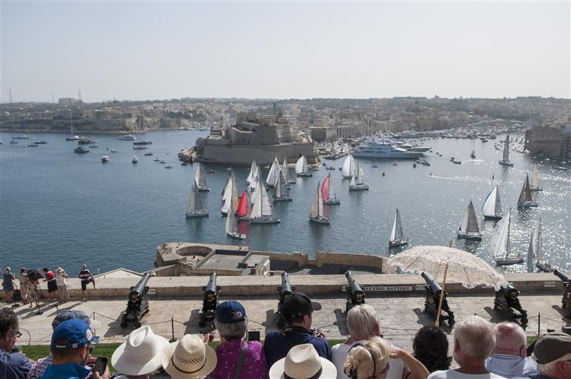 Rolex Middle Sea Race 2014 01