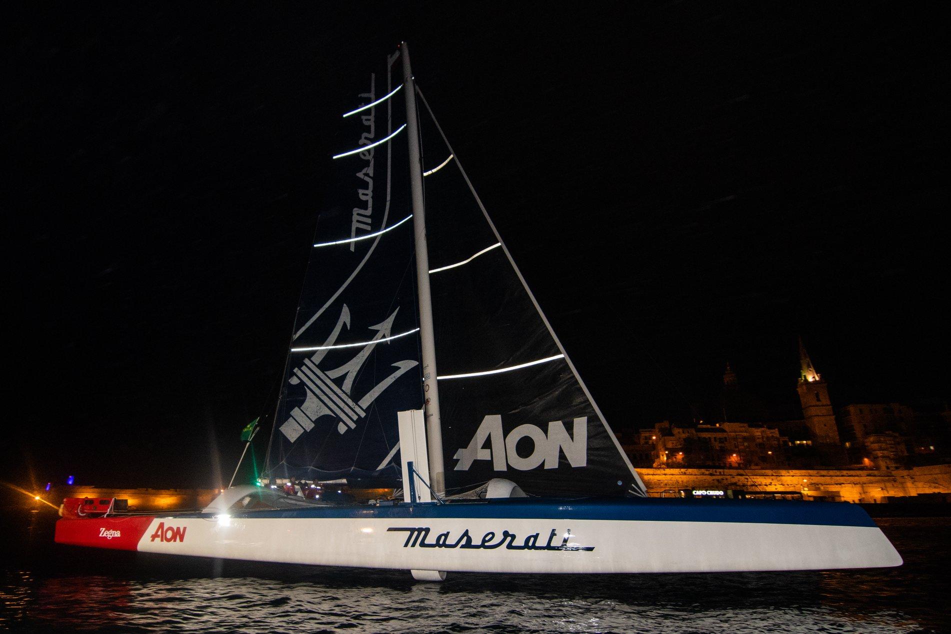 Rolex Middle Sea Race 2018 01