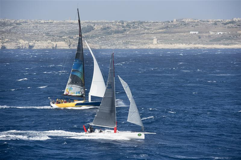 Rolex Middle sea race 2014 4 01 01