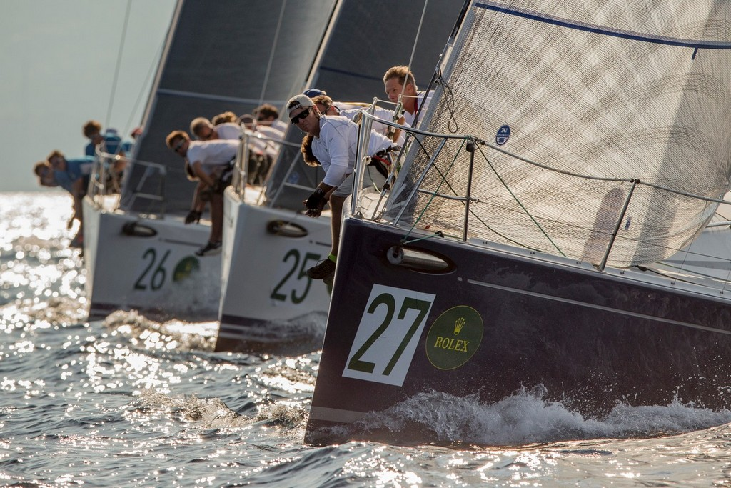 Rolex Swan Cup 2016 day 1 01