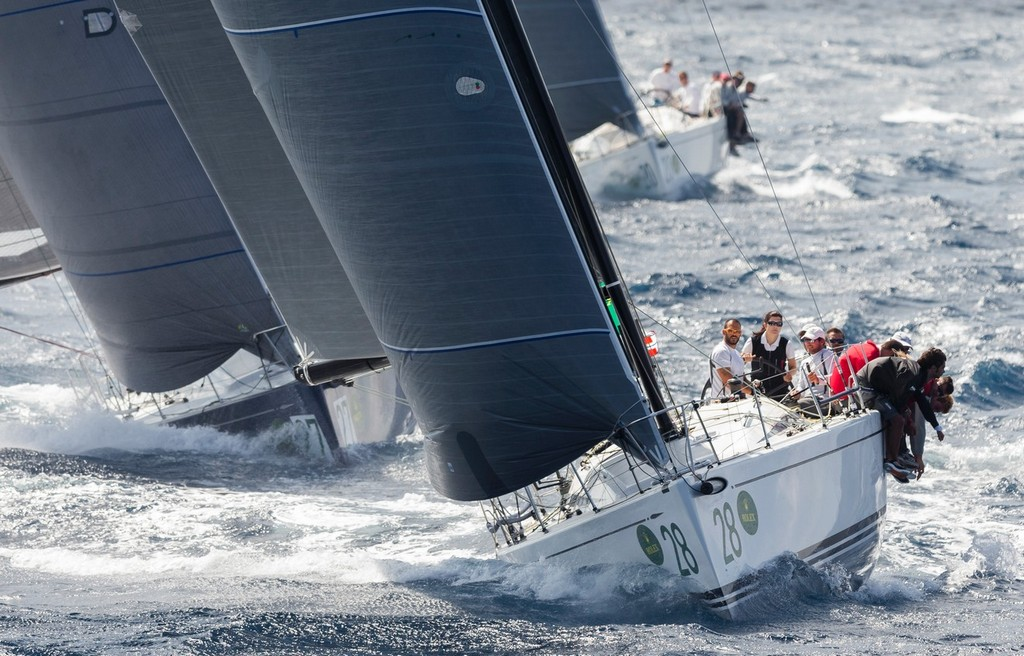 Rolex Swan Cup 2016 day 1 02