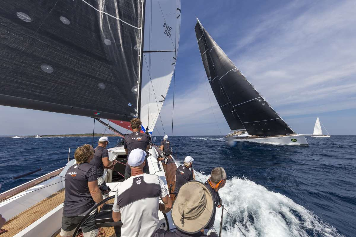 Rolex Swan Cup 2016 day 2 01
