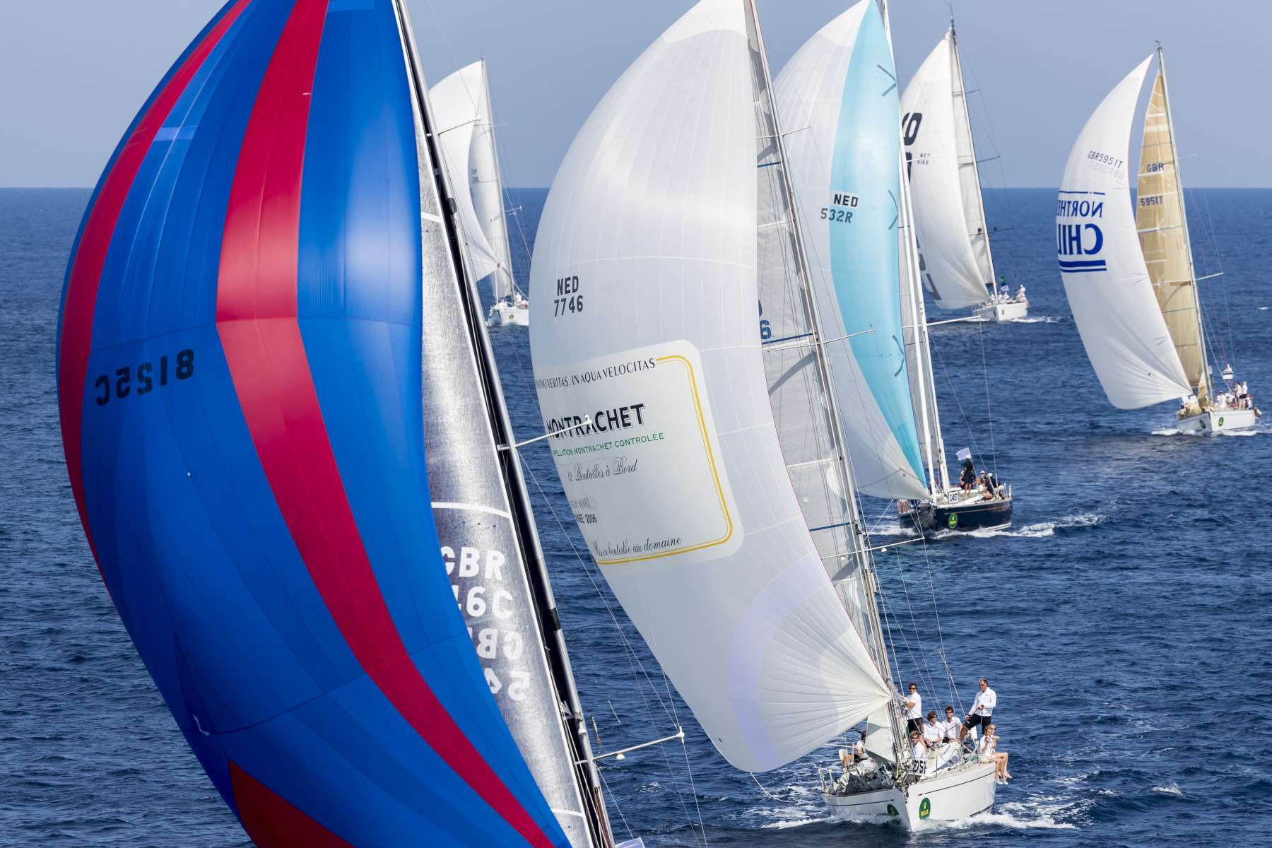 Rolex Swan Cup 2016 day 2 12