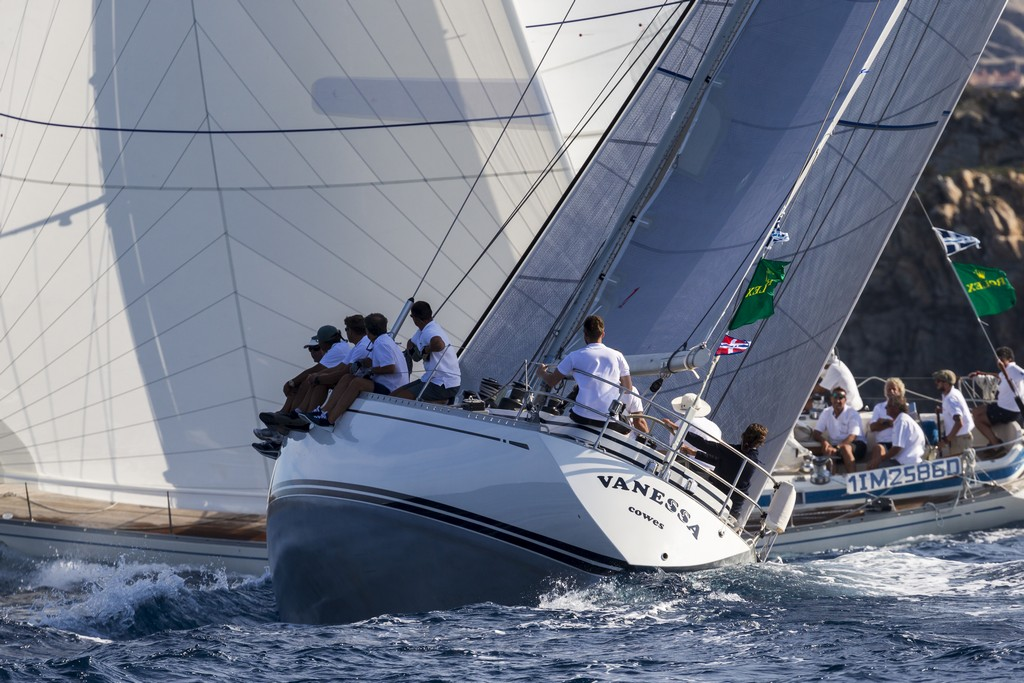 VANESSA, Bow n: 33, Sail n: IT 47069, Class: C, Model: 47 S&S, Owner: Matteo & Giulia Salamon