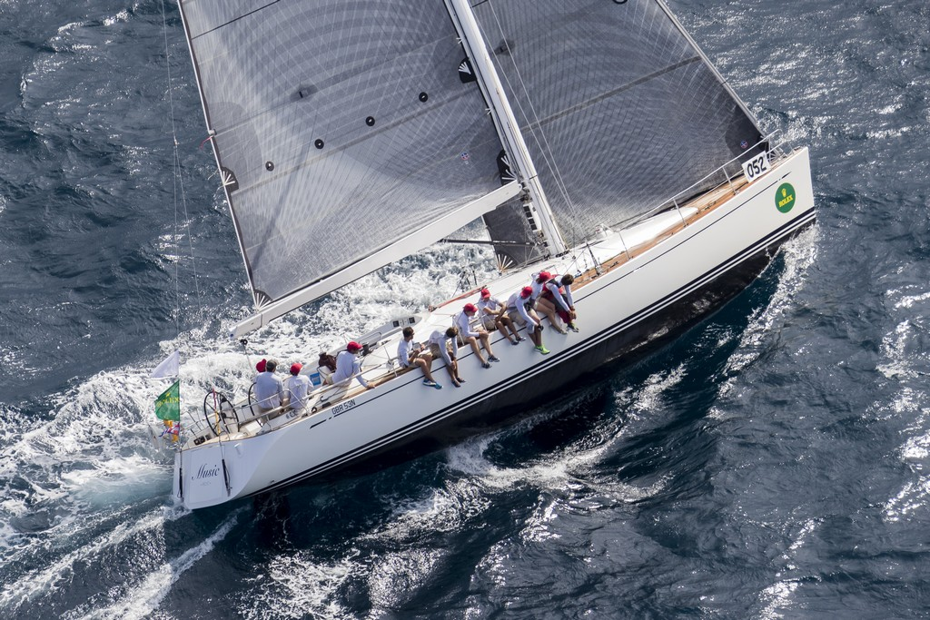 MUSIC, Bow n: 52, Sail n: GBR53N, Class: B, Model: 53, Owner: James Blakemore