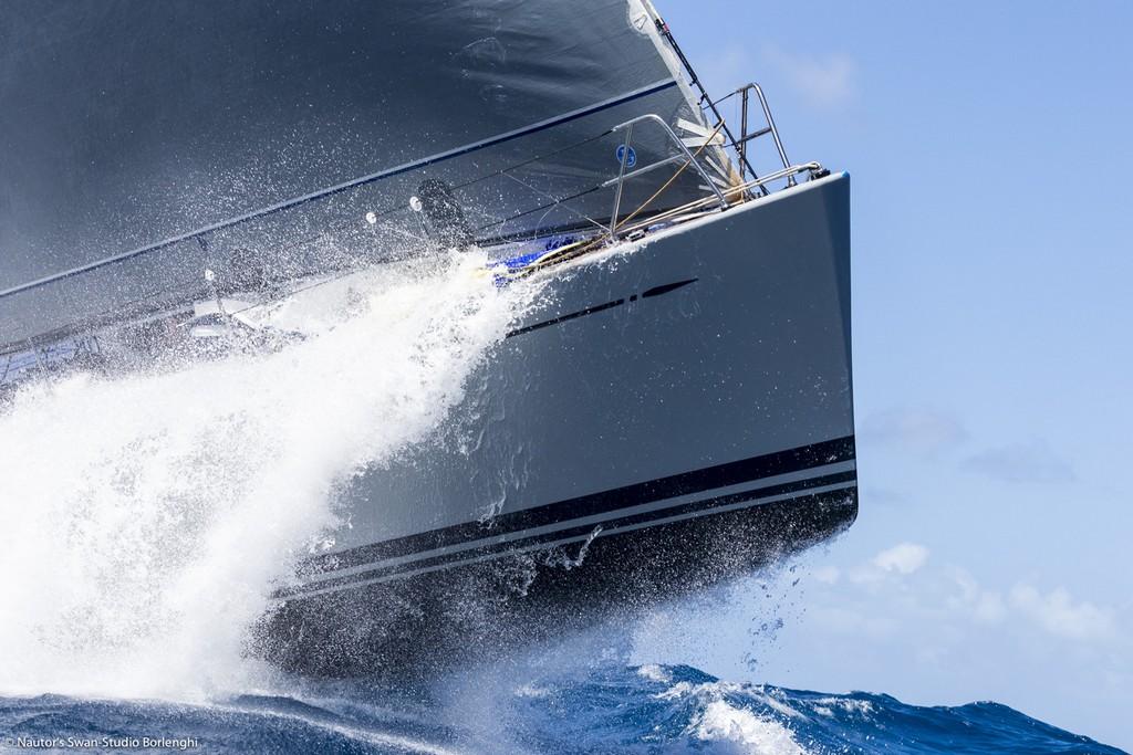 STAY CALM, Model: Swan 82, Sail n: GBR 8200 R, Owner: Stuart Robinson