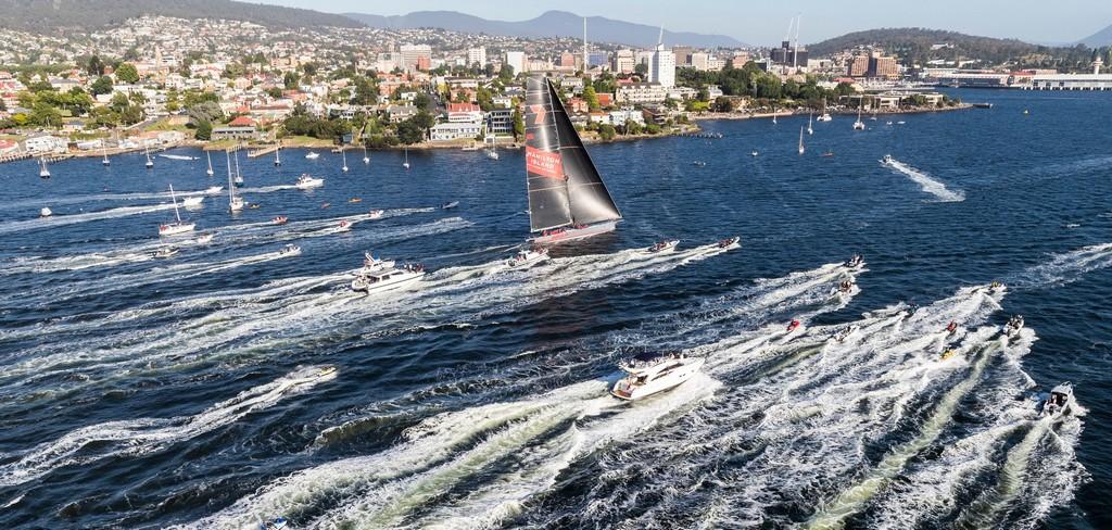 Rolex Sydney Hobart 2018 01