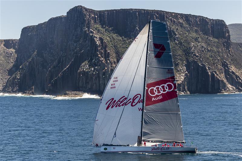 Rolex Sydney to Hobart 2014 02