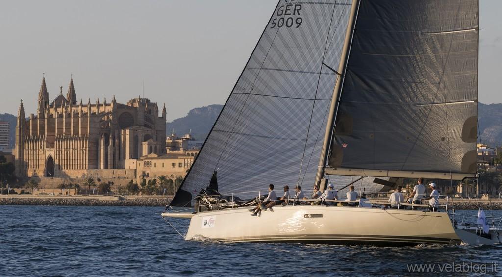 Niramo, Sail n: GER5009, Nat: GER, Owner: Sönke Meier-Sawatzki, Class: ClubSwan 50