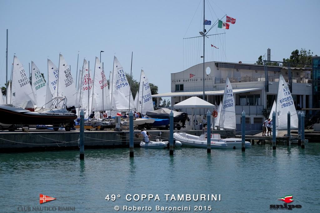 Snipe Coppa Tamburini 2015 01